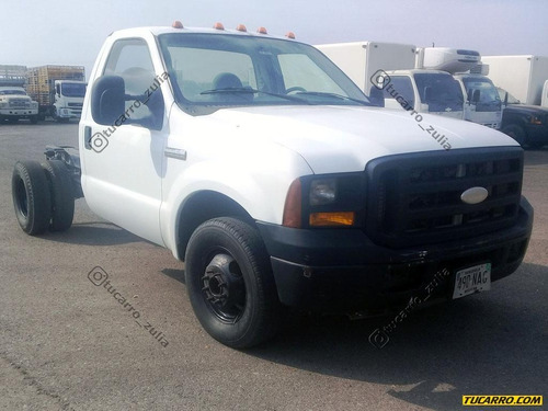 camiones chasis ford f-350 triton