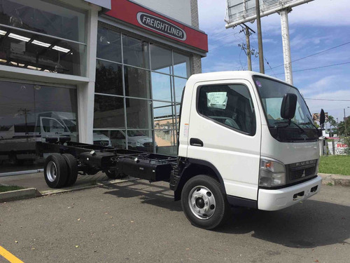 camiones chasis mitsubishi canter