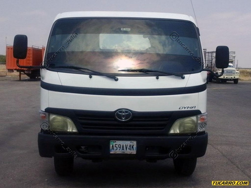 camiones chasis toyota dyna