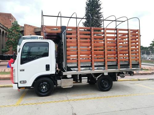 camiones chevrolet, carrocerías estacas, furgones nuevos