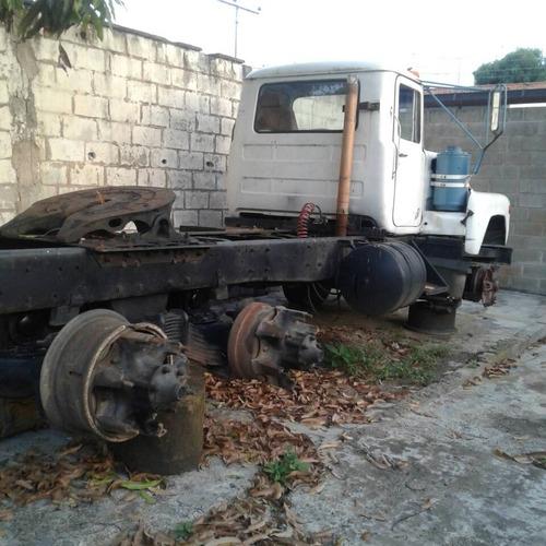 camiones chutos y gandolas