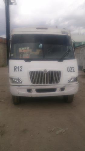 camiones colectivos