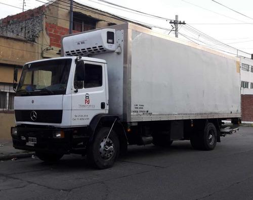 camiones con frio, cargas congeladas y refrigeradas , semi