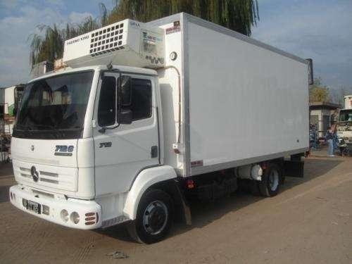 camiones con frio,cargas regriferadas y congeladas, semis
