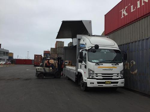 camiones  de carga de varios tamañosen todo lima y callao