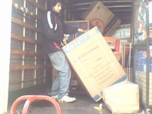 camiónes de mudanza fletes grandes medianos peones 098667994