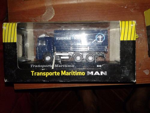 camiones escala coleccion