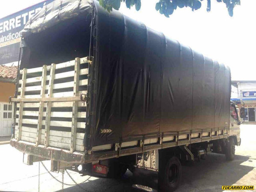 camiones estacas foton