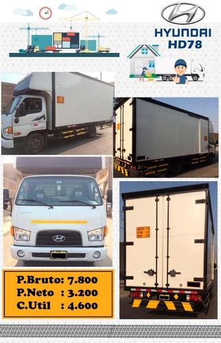 camiones furgon para servicio/ alquiler transporte de carga