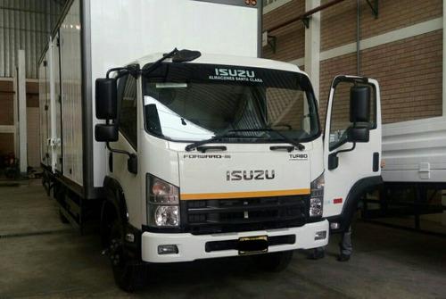 camiones furgón para servicio transporte de carga