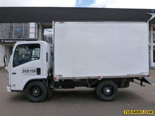 camiones furgones