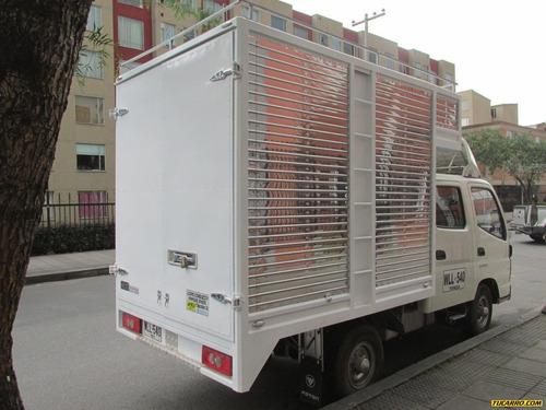 camiones furgones aumark bj5031