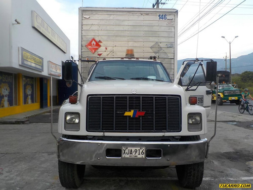 camiones  furgones   chevrolet