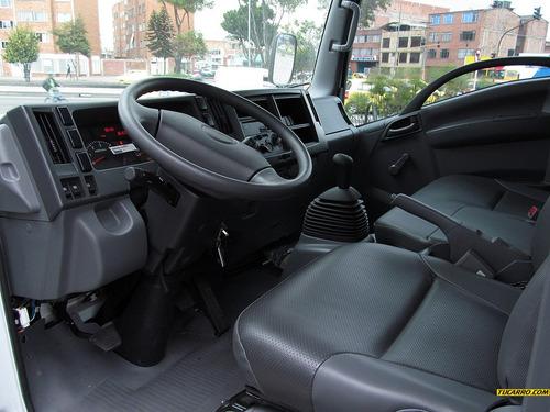 camiones furgones nhr 2013