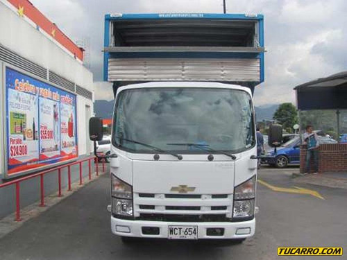 camiones furgones nhr