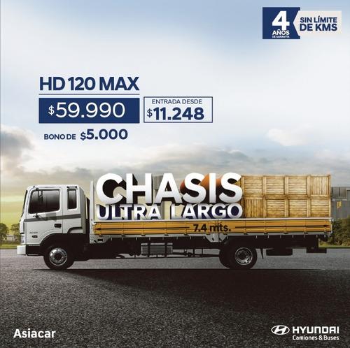 camiones hyundai 1.75 toneladas en adelante ,sportman nuevos