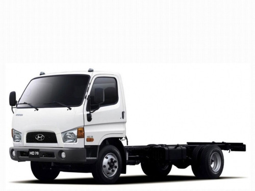 camiones hyundai