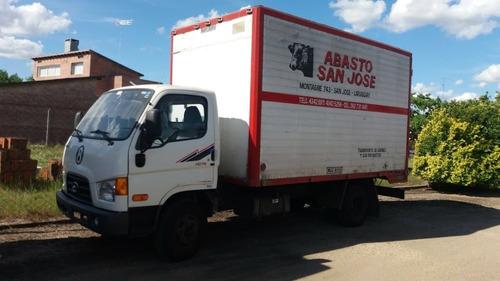 camiones hyundai hd 78 escucho ofertas