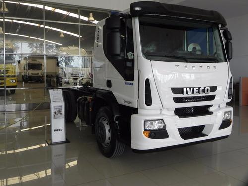 camiones iveco tector  170e28  60% 24 meses sin interes.