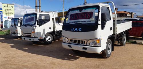 camiones jac 0km entrega inmediata todos los modelos