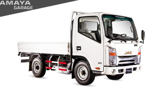 camiones jac 1035 entrega inmediata desde u$s 18.490 amaya