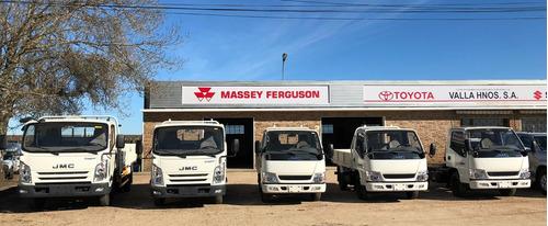 camiones jmc ok 2019 chasis, u$s 13.990 (precio leasing)