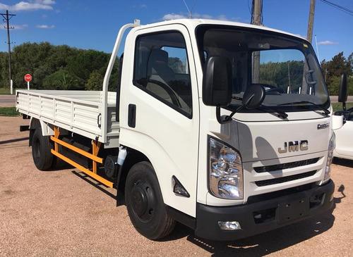 camiones jmc ok 2020 chasis, u$s 13.990 (precio leasing)
