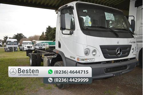 camiones mercedes benz accelo camion 1016 /37