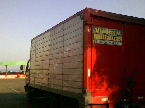 camiones mudanzas transporte caracas margarita merida vigia
