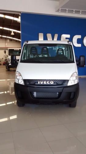 camiones nuevo  iveco daily 55c17 chasis