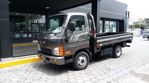 camiones nuevos hyundai sportman garantía de 4 años