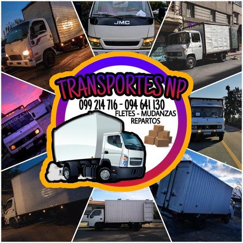 camiones para servicio de fletes , mudanzas , repartos.