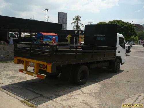 camiones plataformas mitsubishi canter