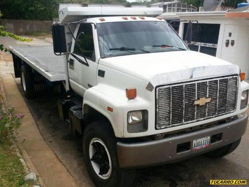 camiones plataformas - sincrónica