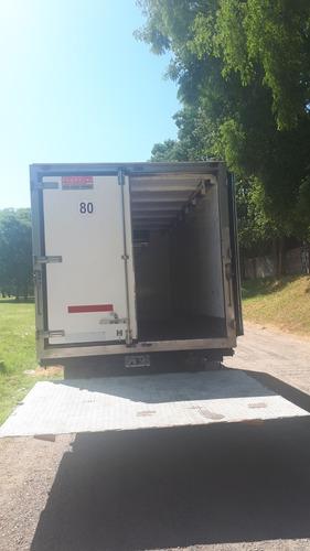 camiones térmicos de frio y congelados habilitación senasa