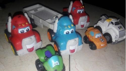 camiones tonka