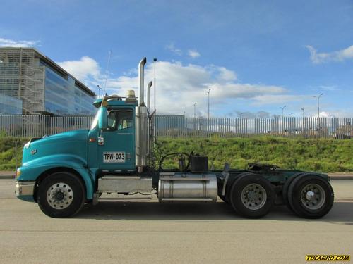 camiones  tractocamiones international