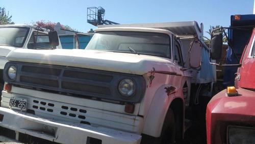 camiones volcadores --importante stock a la venta