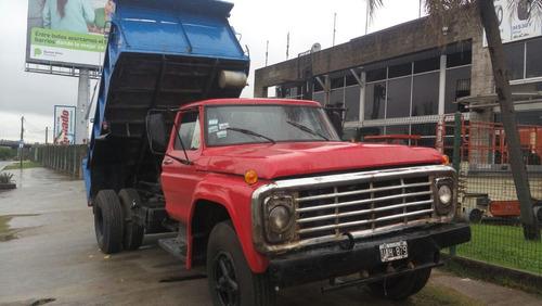 camiones volcadores varias unidades