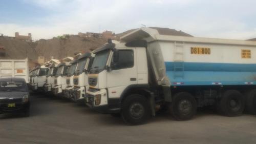 camiones volvo modelo fmx 480