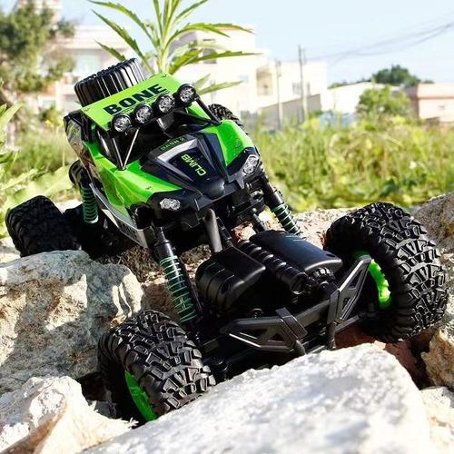 camioneta 1/18 2.4g 4wd (4x4) rock crawler rc car