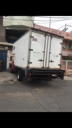 camioneta 3500 copetona con rampa