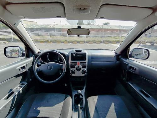 camioneta 4x4 daihatsu terios 2007 1500 cc gris metálico