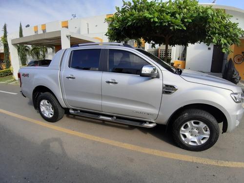 camioneta 4x4 ranger limited diesel como nueva