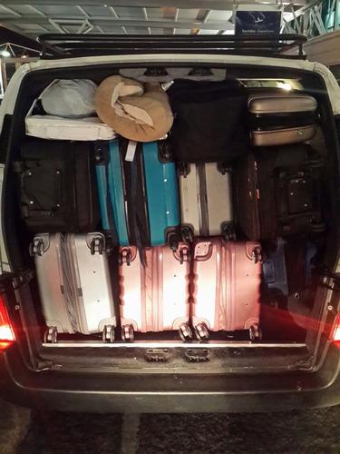 camioneta 7 asientos, 2017 viajes a la costa! y fletes.