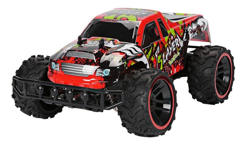 camioneta a control remoto todo terreno bateria recargable