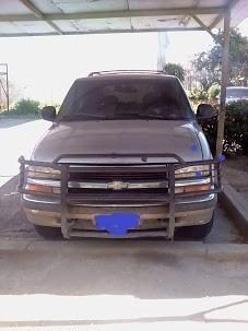 camioneta blazer 1998 para repuestos