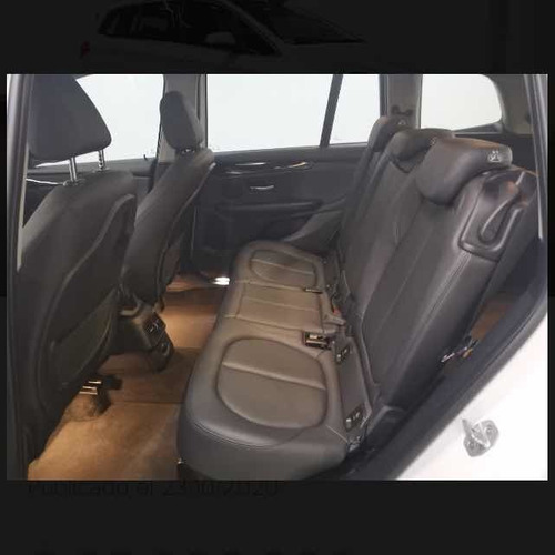 camioneta bmw 7 pasajeros con alistamiento y garantía bmw