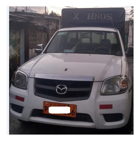 camioneta bt50 2200 año 2012 blanca