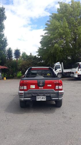 camioneta cabina extendida fiat  adventure1600